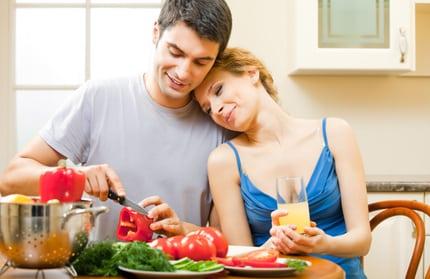 6 activités de couples - Cours De Cuisine En Couple