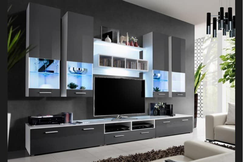 meuble tv ordinateur solutions pour la d coration int rieure de votre maison. Black Bedroom Furniture Sets. Home Design Ideas