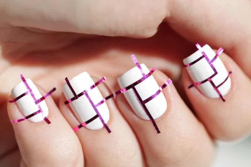 Nail Art Facile 3 Idees De Manucure Facile