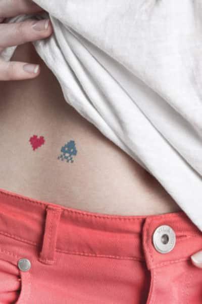 tatouage temporaire 4 types de tatoo essayer. Black Bedroom Furniture Sets. Home Design Ideas