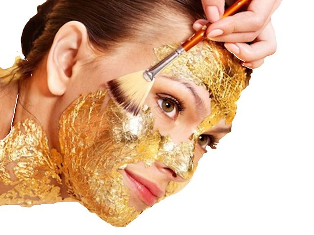 masque facial or