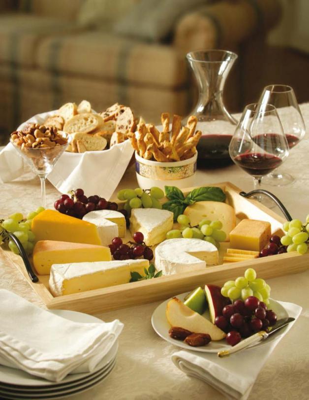 4 bienfaits du fromage sur la santé  6