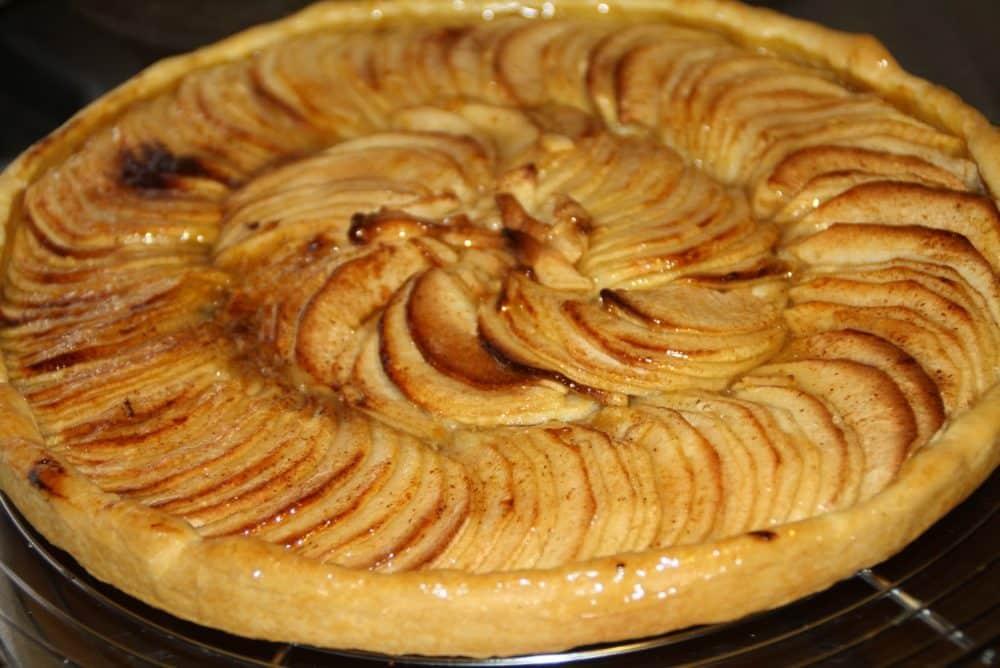 des recettes pour pr 233 parer une tarte aux pommes