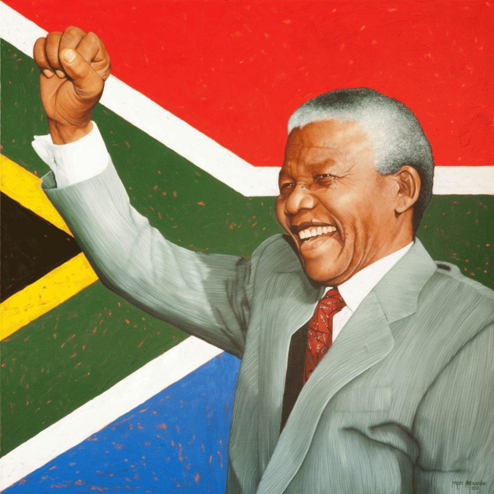 Des citations célèbres de Nelson Mandela