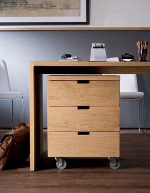 3 tapes pour organiser son bureau la maison maison. Black Bedroom Furniture Sets. Home Design Ideas