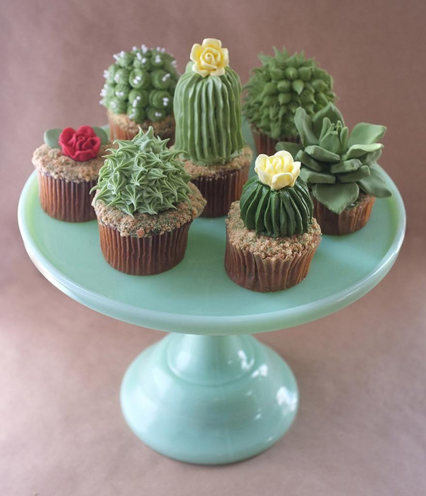 cupcake plante 1