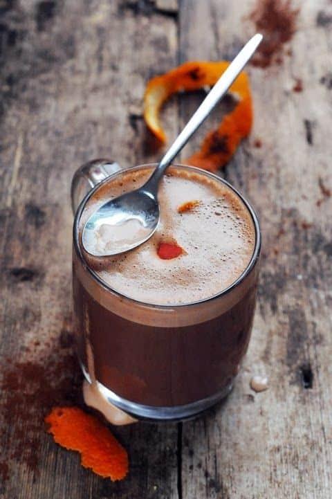 4 recettes gourmandes pour boire votre chocolat chaud la maison. Black Bedroom Furniture Sets. Home Design Ideas