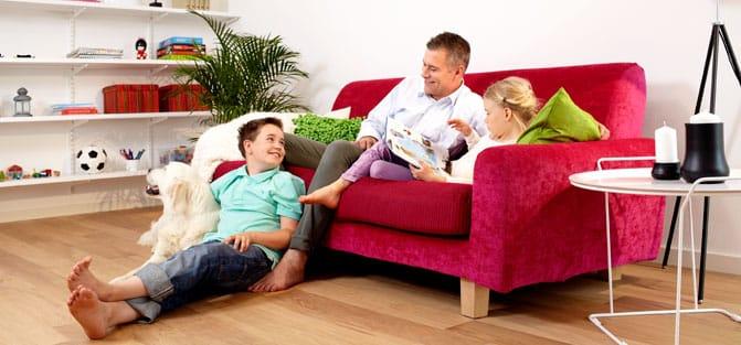 nos conseils pour entretenir le parquet de votre maison. Black Bedroom Furniture Sets. Home Design Ideas