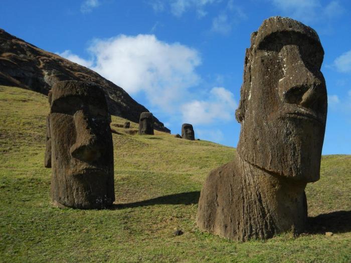 Les monuments du monde les plus myst rieux for Les monuments les plus connus du monde