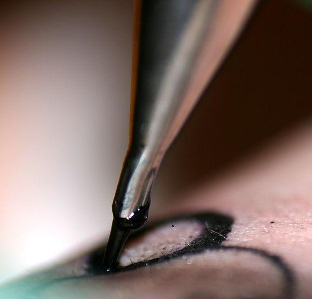 tatouage semi permanent 3 raisons pour ne pas craquer. Black Bedroom Furniture Sets. Home Design Ideas