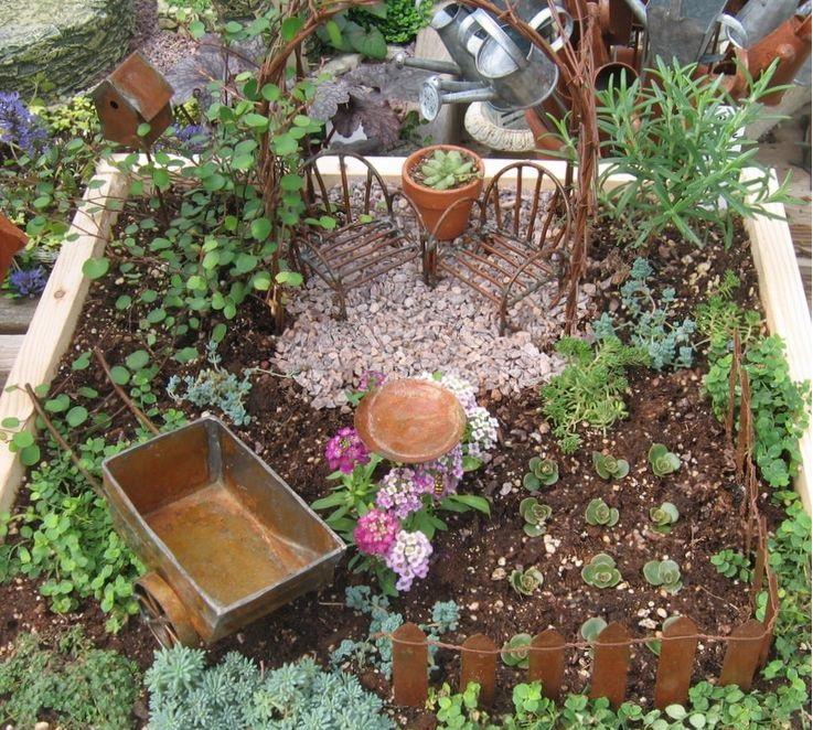 3 tapes pour cr er votre mini jardin for Creer son jardin