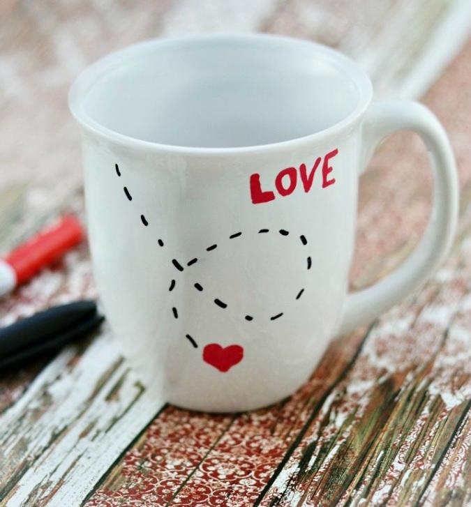 mug personnalis 3 id es pour cr er une tasse unique. Black Bedroom Furniture Sets. Home Design Ideas