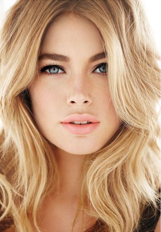 maquillage nude en 3 étapes lèvres
