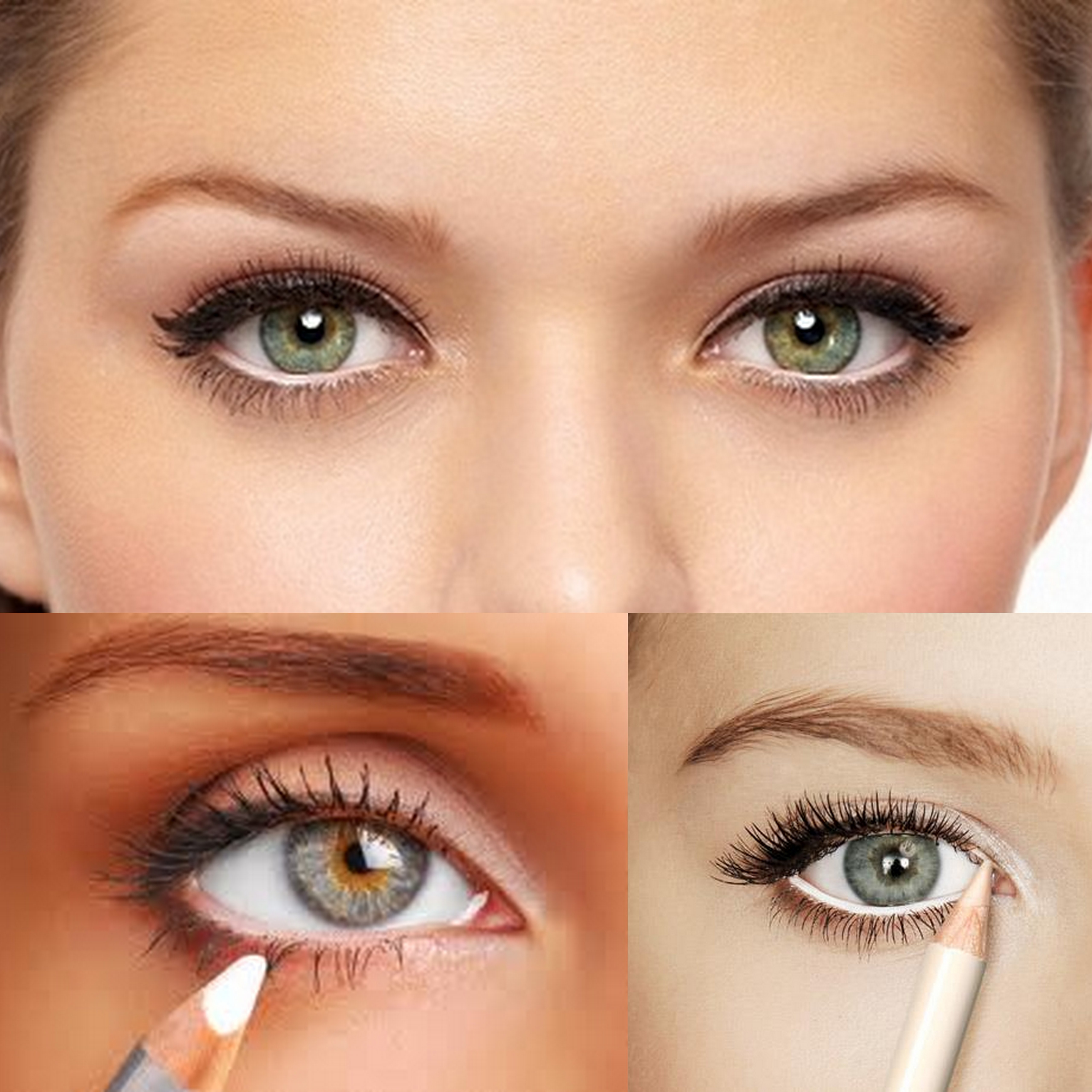 Maquillage pour petits yeux - Maquillage grand yeux ...