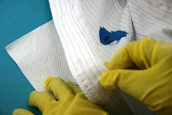 4 astuces pour enlever une tache d 39 encre - Tache d encre sur tissu ...