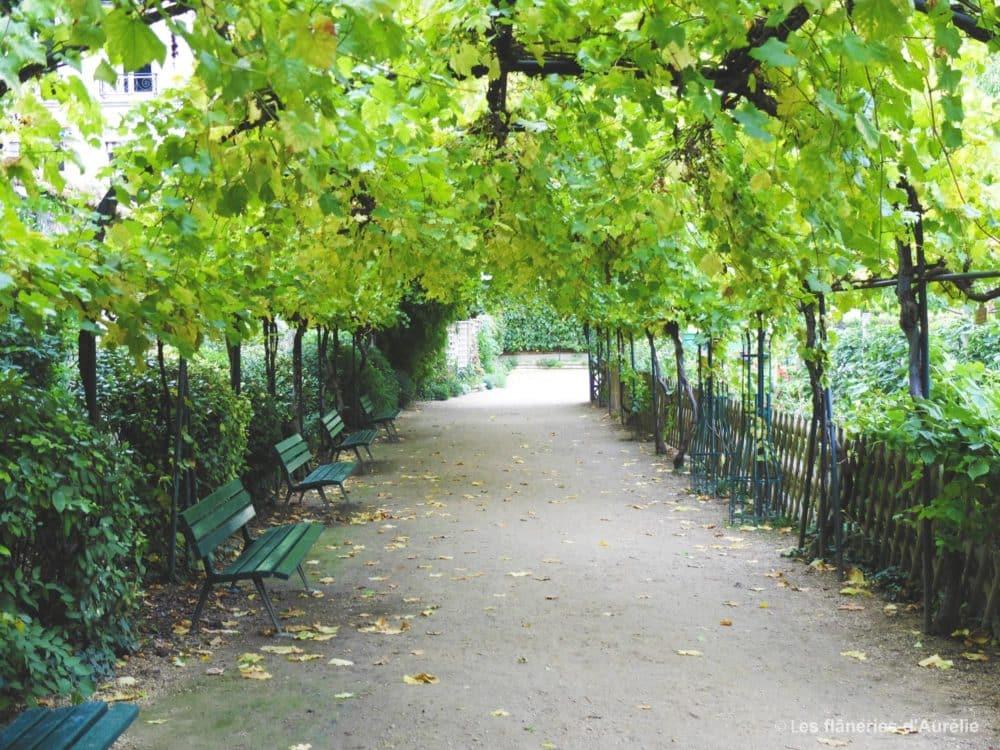 7 lieux cultes de paris d couvrir deux for Les jardin de catherine