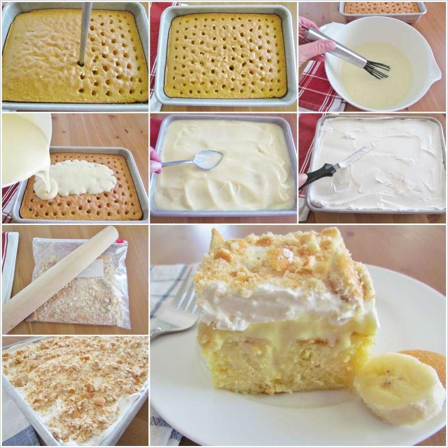 Recette Du Lane Cake