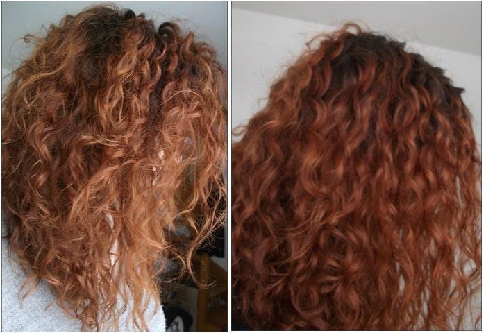 Changer couleur cheveux sans coloration