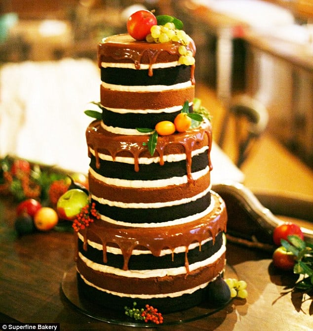 20 Naked Cakes Tendance Qui Vous Feront Saliver