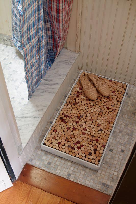 15 id es recyclage de bouchons en li ge - Decoration avec des bouchons de liege ...