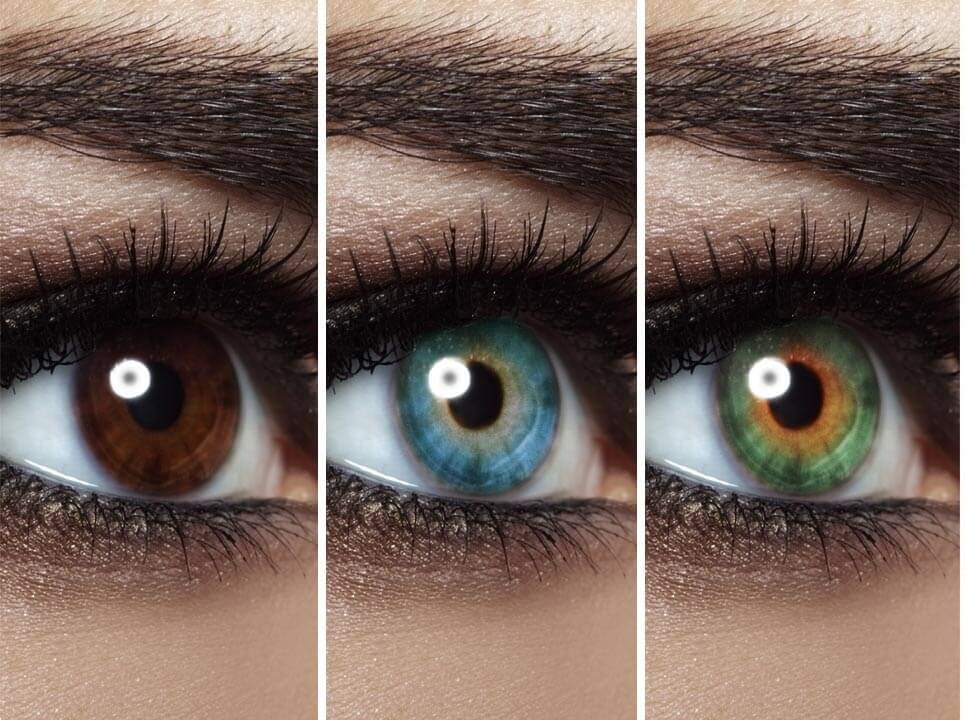 ce que r v le la couleur de vos yeux sur votre personnalit. Black Bedroom Furniture Sets. Home Design Ideas