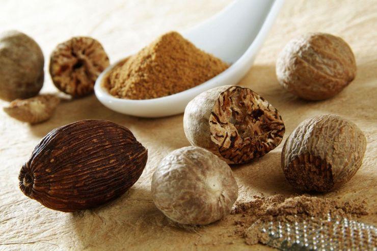 3 vertus de la noix de muscade - Noix de muscade cuisine ...