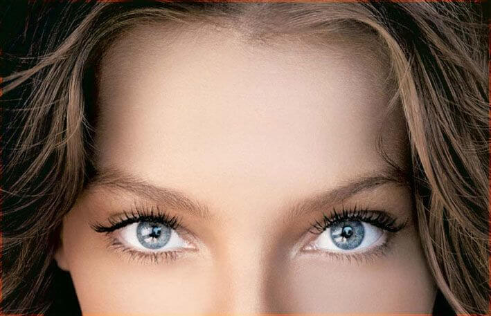 Ce que r v le la couleur de vos yeux sur votre personnalit for A porter du regard synonyme