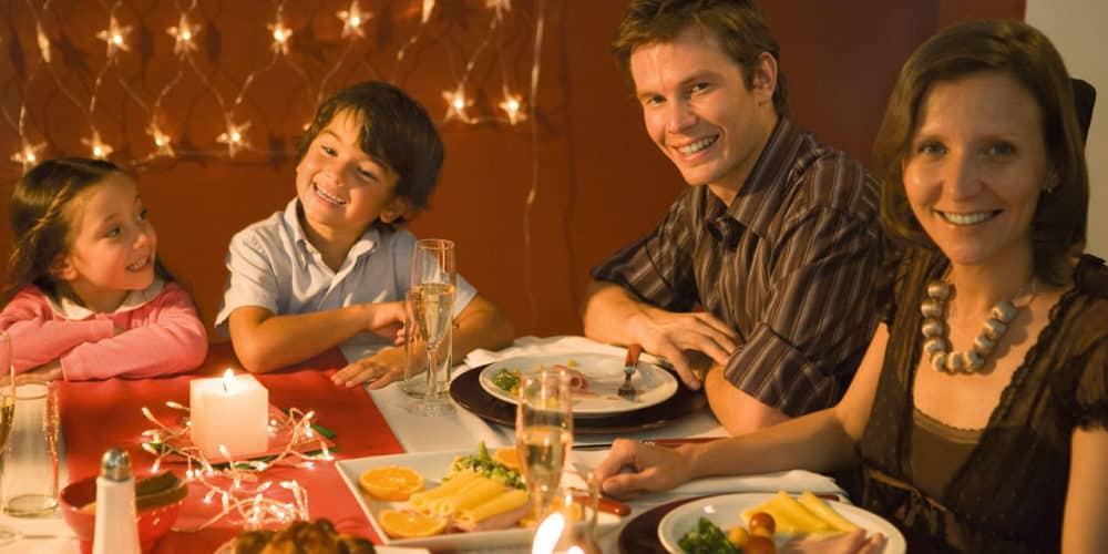 3 astuces pour arr ter de trop manger alimentation for Entree repas famille