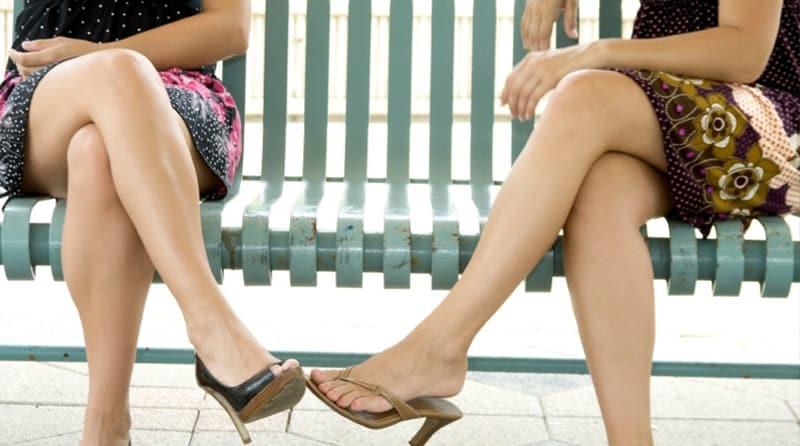 En croisant les jambes, vous mettez votre santé en danger ! 7