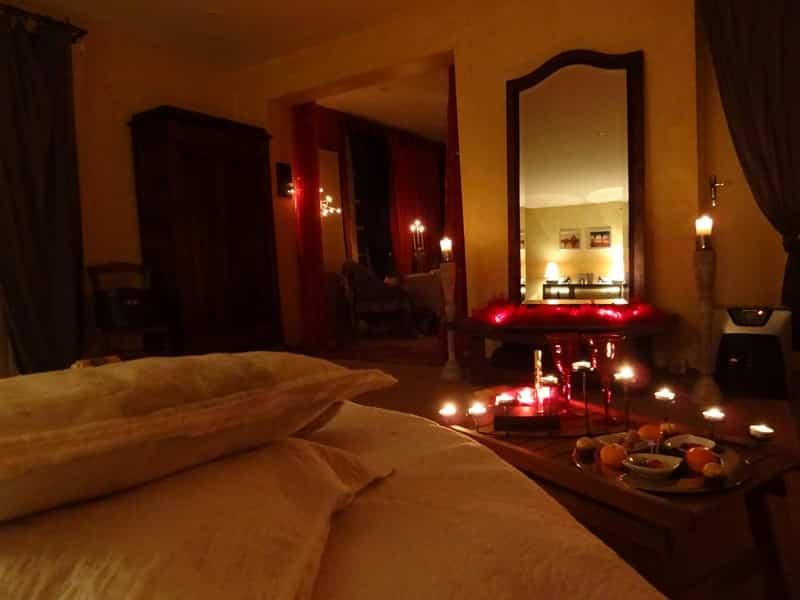 4 id es pour organiser une soir e en amoureux - Organiser une soiree romantique ...