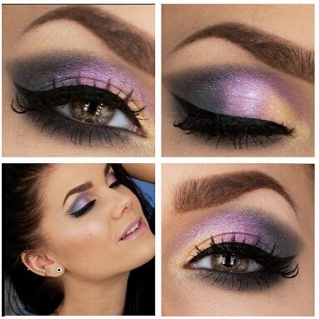 Assez 42 idées pour un maquillage des yeux magnifique DD95