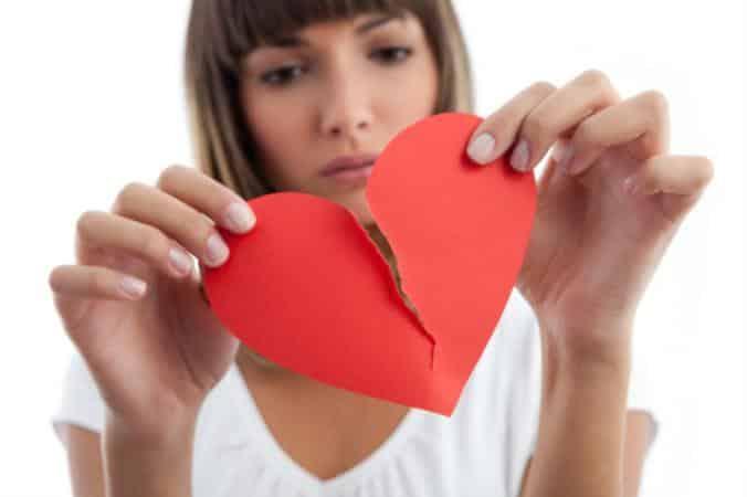 5 types de rupture amoureuse que tout le monde a connu. Black Bedroom Furniture Sets. Home Design Ideas