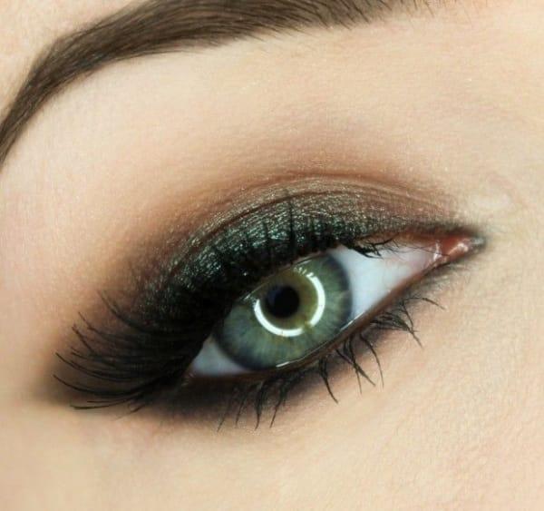 42 id es pour un maquillage des yeux magnifique. Black Bedroom Furniture Sets. Home Design Ideas