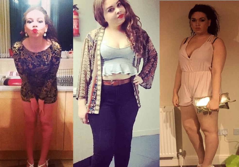 Elle a pris 40 kg en deux ans et en voici la raison