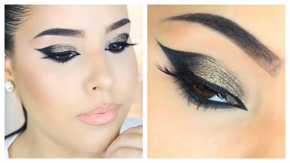 Cat Eyes Tutorial Makeup