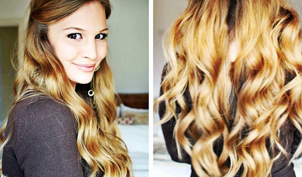 Une coiffure wavy pour des cheveux de sirène! 7