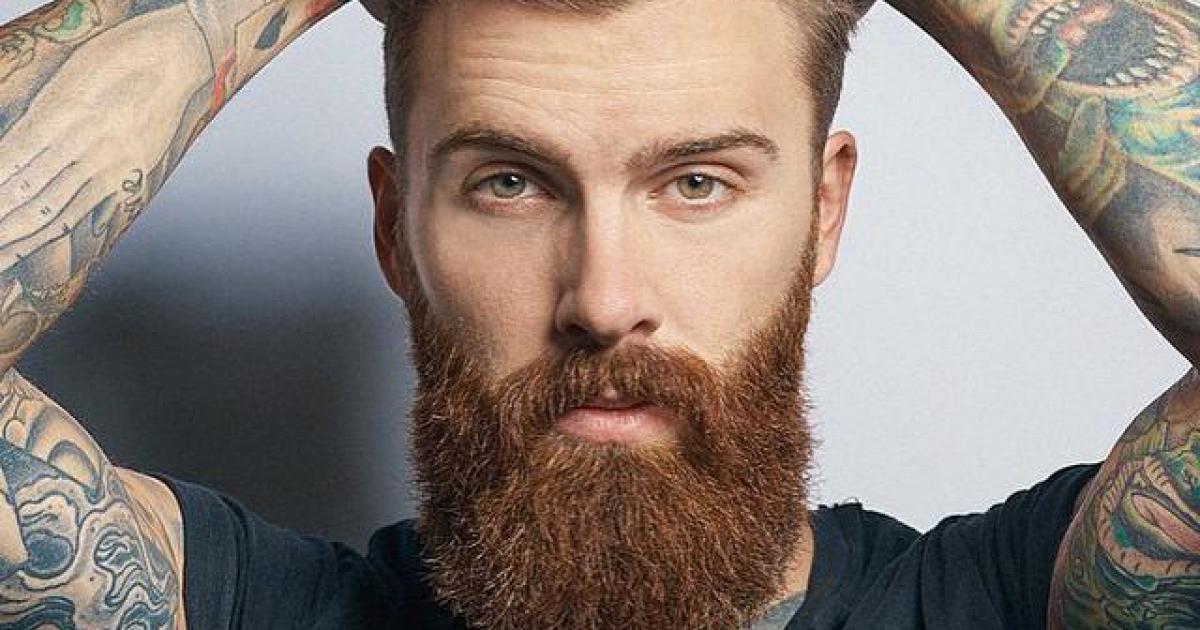 8 irr sistibles raisons de sortir avec un homme qui se laisse pousser la barbe. Black Bedroom Furniture Sets. Home Design Ideas