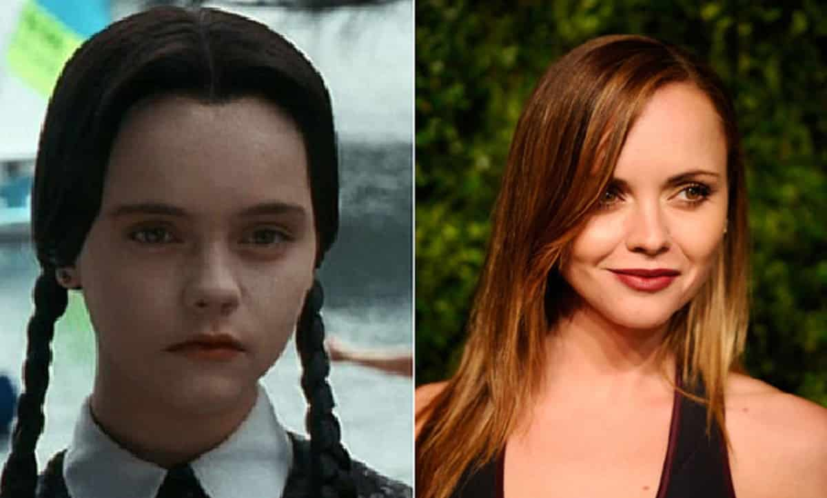 La Famille Addams : à quoi ressemblent les acteurs du film vingt ans après ? Waouh, Mercredi Addams... 14