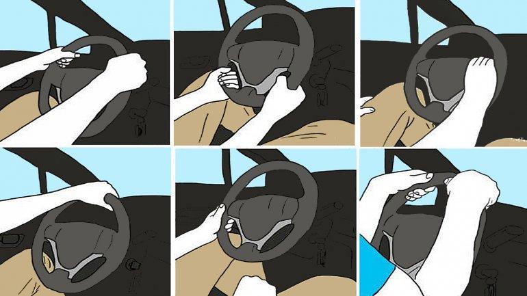 Votre manière de conduire en dit long sur votre personnalité... 6