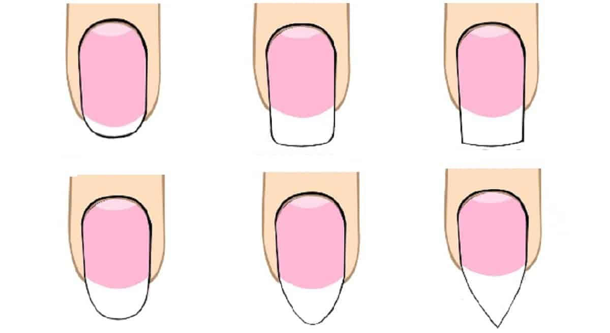 La forme d 39 ongles qui vous ira selon la forme de vos mains - Forme d ongle ...