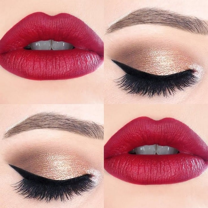 Assez Ce que révèle la couleur de votre rouge à lèvres sur votre  BI58