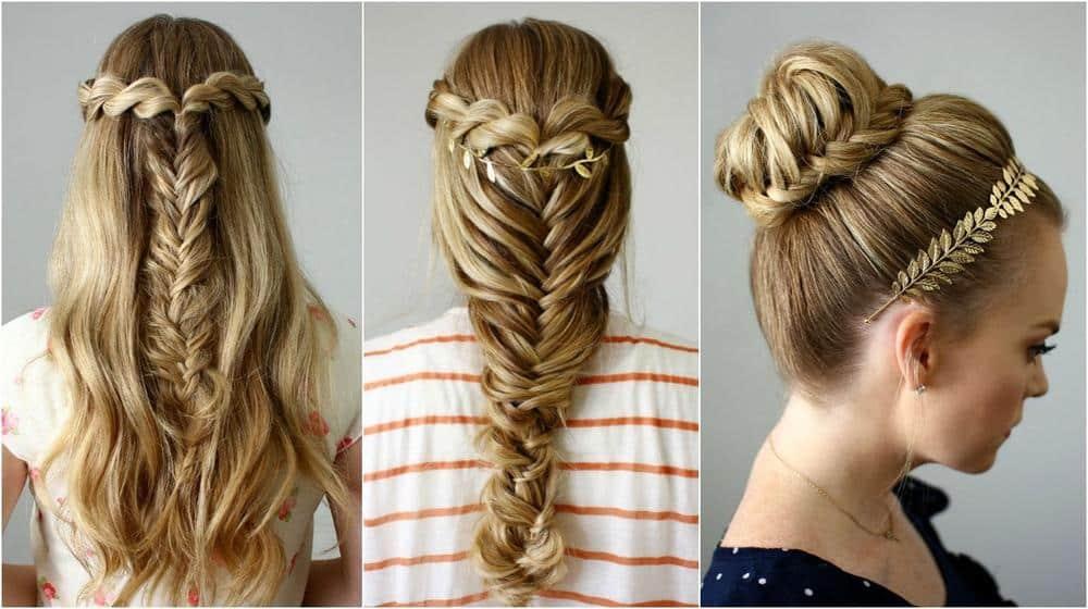 Les meilleures coiffures selon votre type de cheveux - Type de coiffure ...
