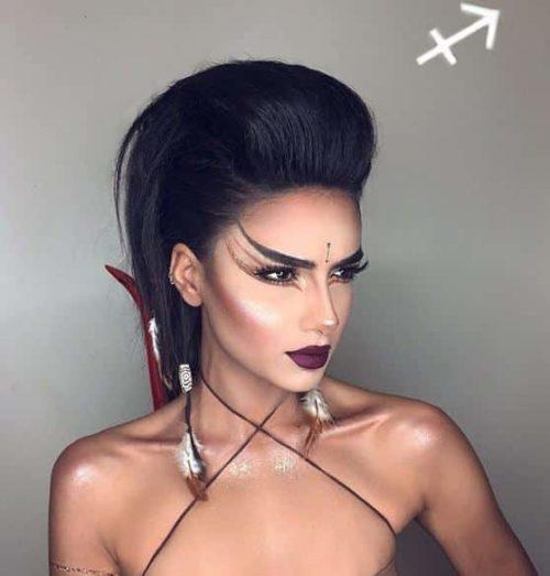 Cette Makeup Artist reproduit tous les signes astrologiques