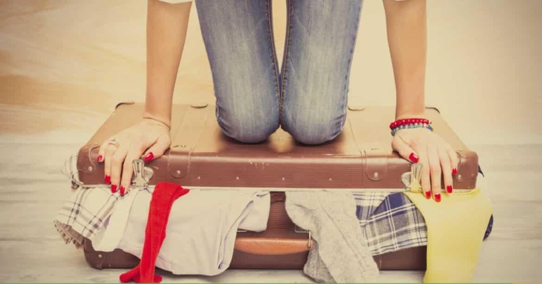 Les 10 trucs à ne pas oublier de mettre dans sa valise 13