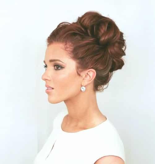 Les 4 coiffures les plus tendance de ce printemps - Les plus belle coiffure de mariage ...