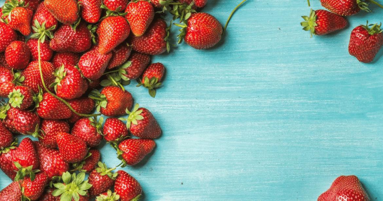 8 bienfaits des fraises pour votre sant. Black Bedroom Furniture Sets. Home Design Ideas