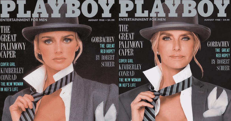 30 ans après, elles recréent leur couverture iconique de Playboy 8