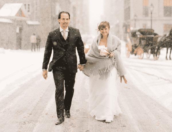 Mode rouge framboise - Comment s habiller pour un mariage en hiver ...
