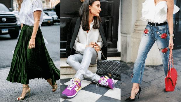 9 Astuces Pour Assortir Vos Chaussures Avec N'importe Quelle