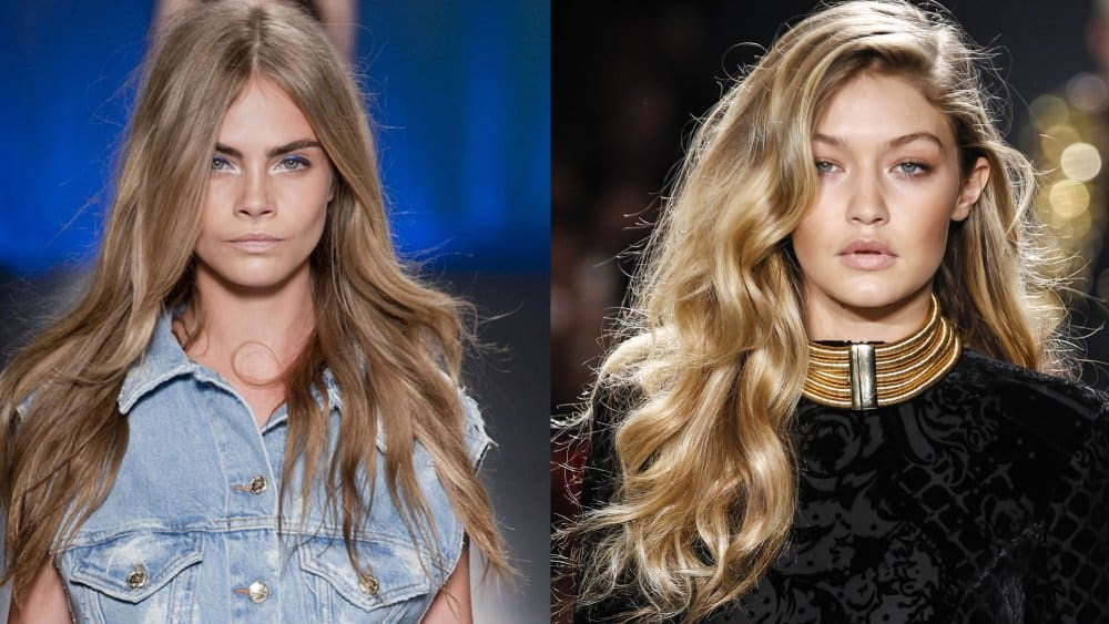 Passer de brune à blonde : mode demploi - Babillages -